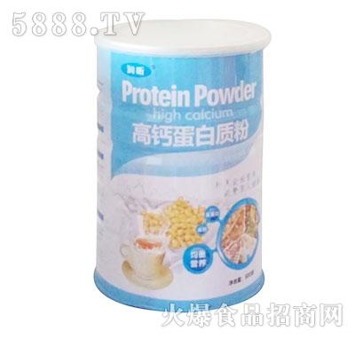 润昕高钙蛋白质粉900g