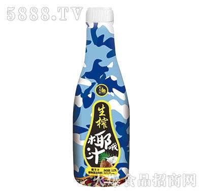 大马邦生榨椰汁1.25L