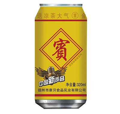 力乡��凉茶320ml