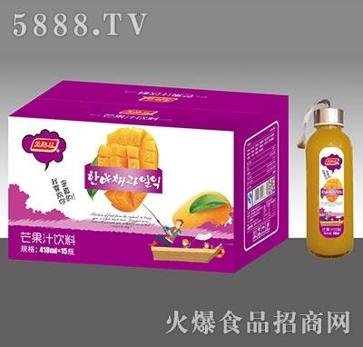 美格丝芒果汁饮料418mlx15瓶