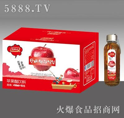 美格丝苹果醋饮料418mlx15瓶