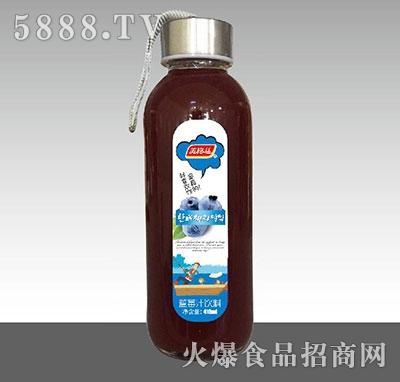 美格丝蓝莓汁饮料418ml