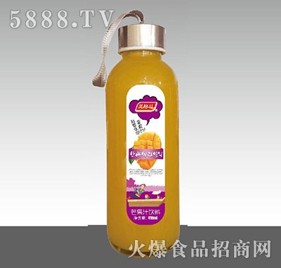 美格丝芒果汁饮料418ml