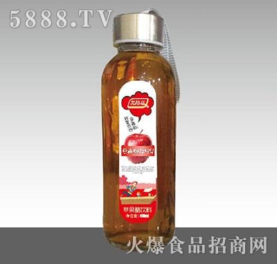 美格丝苹果醋饮料418ml