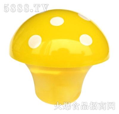 蘑菇杯装果冻(黄色)