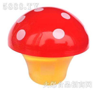 蘑菇杯装果冻(红色)
