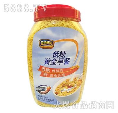 金色阳光低糖黄金早餐燕麦片900g