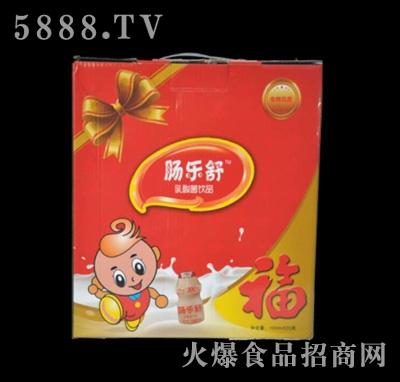 肠乐舒乳酸菌饮品福礼盒