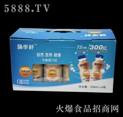 肠乐舒乳酸菌饮品8瓶