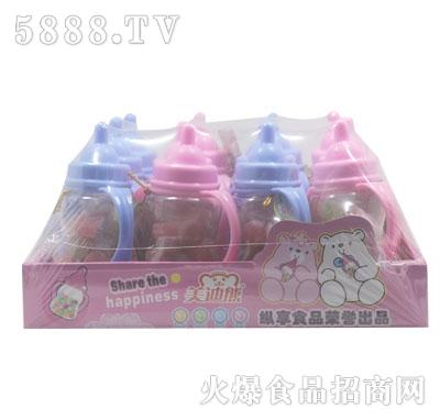 果汁软糖奶瓶规格:12瓶x12盒
