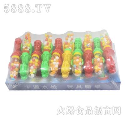 龙头水枪规格:8支16盒