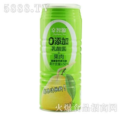 京智源0添加乳酸菌+果肉梨汁960ml