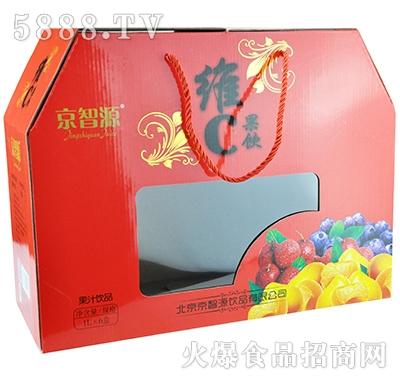京智源屋顶维C果汁1lx6盒