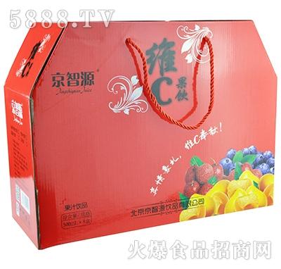 京智源屋顶维C果汁500mlx8盒