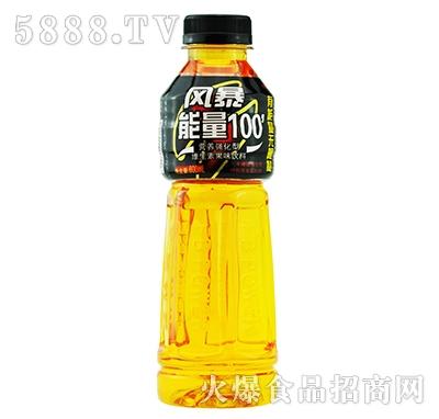 京智源风暴能量营养强化型维生素果味饮料600ml