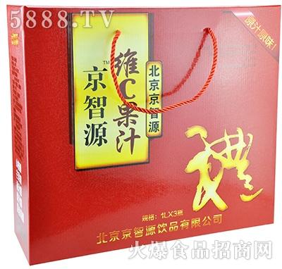 京智源维C果汁1lx3瓶