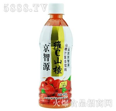 京智源维C山楂汁(圆瓶)490ml