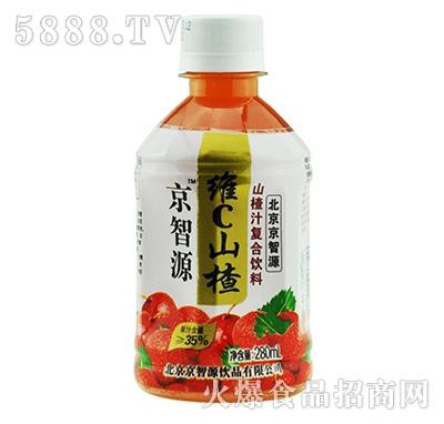 京智源维C山楂汁280ml