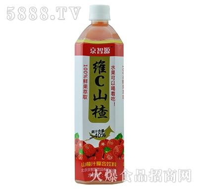 京智源维C山楂汁(方瓶)1升