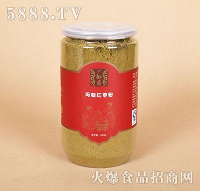 广御园玛咖红枣粉