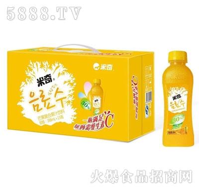 米奇芒果复合果汁饮料388ml×15瓶