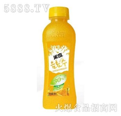 米奇芒果复合果汁饮料388ml