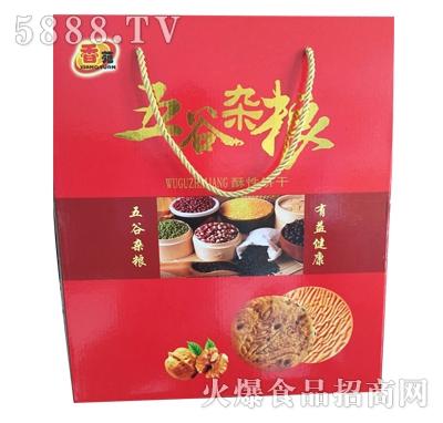 香苑五谷杂粮酥性饼干