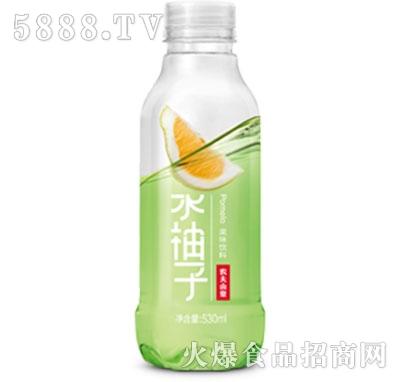 农夫山泉果味水水柚子530ml