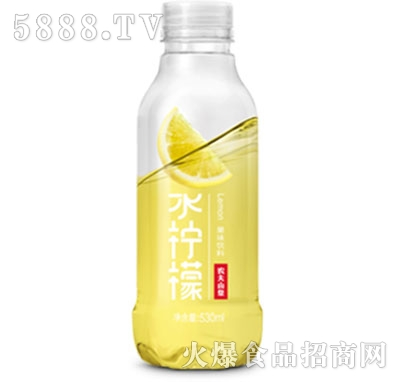 农夫山泉果味水水柠檬530ml