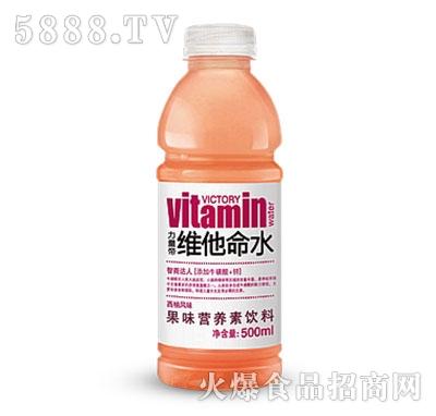 农夫山泉果味营养素饮料维他命水西柚味500ml