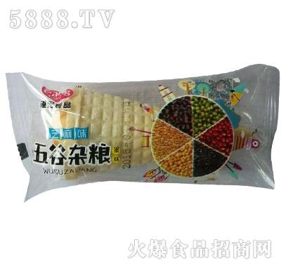 港宏五谷杂粮蛋糕芝麻味