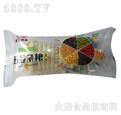 港宏五谷杂粮蛋糕绿豆味