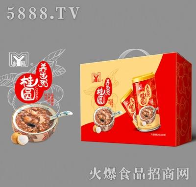 蜜园桂圆养生粥12x320g