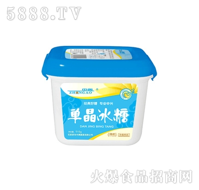 中奥小盒装单晶冰糖