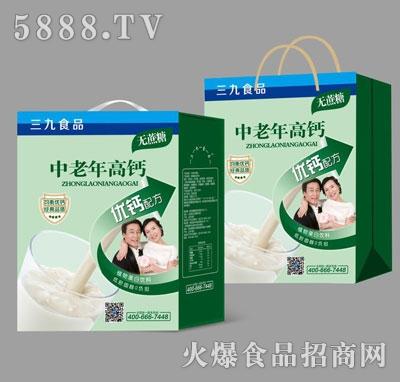 中老年高钙优钙植物蛋白饮品