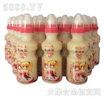妙妙星发酵型乳酸菌饮品200ml
