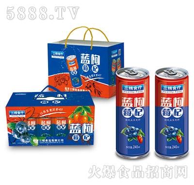 蓝枸240mlx16罐