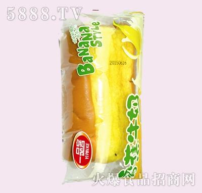 浩东香蕉牛奶面包(一品客)