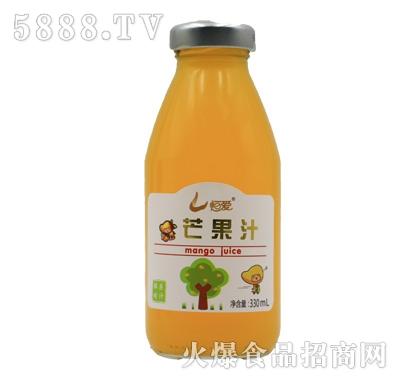恒爱芒果汁饮料330ml