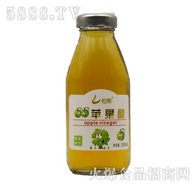 恒爱苹果醋饮料330ml