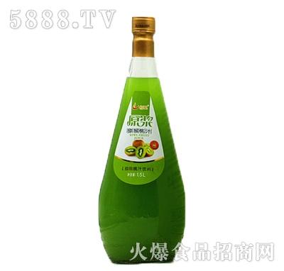 恒爱原浆猕猴桃汁1.5L