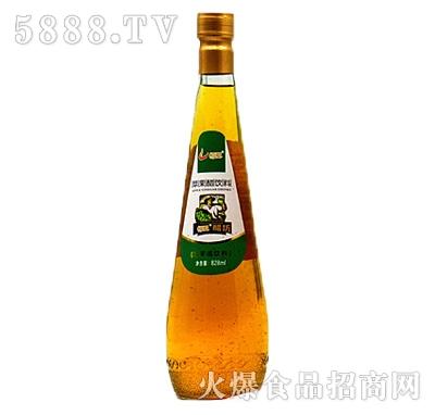 恒爱鲜榨苹果醋828ml