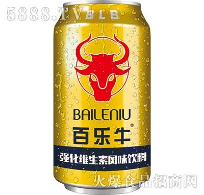 百乐牛强化维生素风味饮料