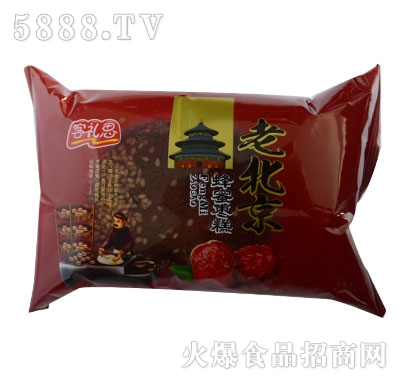 客礼思老北京蜂蜜枣糕