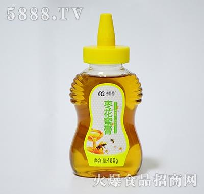 孟兹黑枣花蜜膏480g克