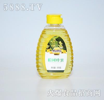 蜜浪蜂坊椴树蜂蜜500克