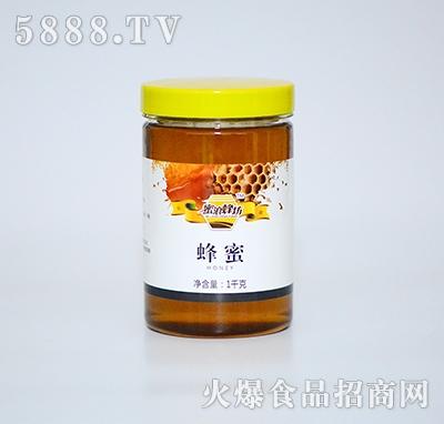 蜜浪蜂坊蜂蜜1000克