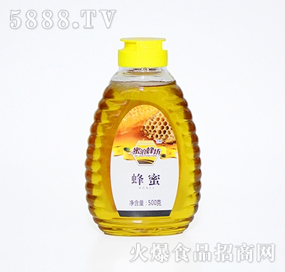 蜜浪蜂坊蜂蜜500克