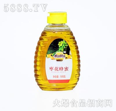 蜜浪蜂坊枣花蜂蜜500克