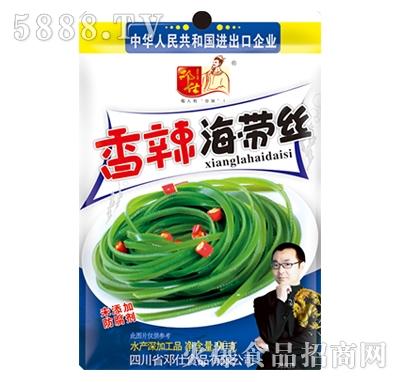 邓仕香辣海带丝90g产品图